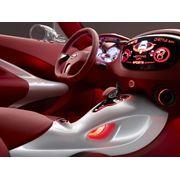 Дизайн салона автомобиля фото