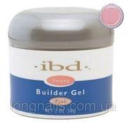 Gel IBD 56 гр прозрачно-розовый фото