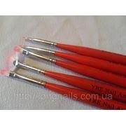 Кисточки для росписи YRE Red фото