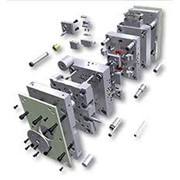 Пресс-формы для резинотехнических изделий фото