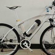 Электро - велосипед BMW фото