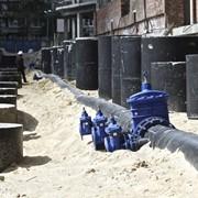 Монтаж водопровода (сети нвк) фото