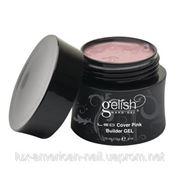 GELISH HARD UV\LED COVER pink builder gel - камуфлирующий конструирующий гель, 1/2 oz, (15 мл.) фото