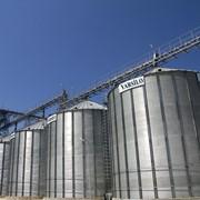 Силос модель 2, Силосы для зерна, Силосы для муки, Элеваторы и зернохранилища Турция