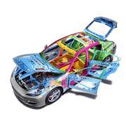 Покраска детали автомобиля фото