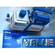 Вакуумный насос VALUE®-100% при испытании достигает 096 bar-вакуума фото