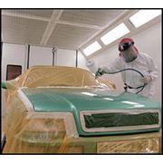Работы кузовные покраска автомобилей и мотоциклов фото