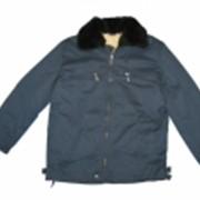 Куртки ватные рабочие фото