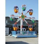 Колесо обозрения Balloon Wheel 8 фото