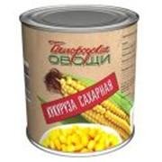 Кукуруза сахарная ГОСТ, 300гр, ж/б фото