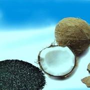 Уголь активированный кокосовый фото