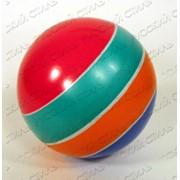Мяч с полосой лак фото