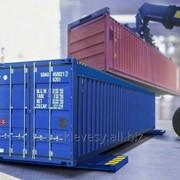 Весы для взвешивания контейнеров фото