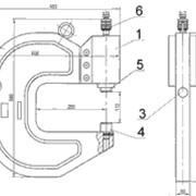 Клепальный инструмент, Клепатор петель крышек люков К-ПК фото