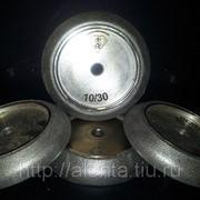 Боразоновый (эльборовый) круг для заточки ленточных пил фото