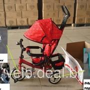 Велосипед детский трехколесный колясочного типа Infinity Trike фото