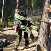 Организация и проведение военно тактических игр. фото