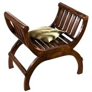 Декоративный стул фото