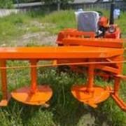 Роторная косилка для минитрактора Уралец фото