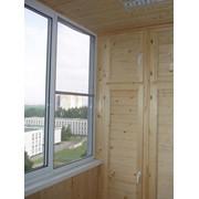 Болконы и лоджии из алюминия фото