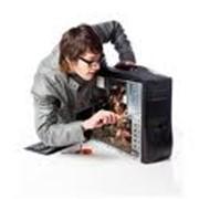 Услуги по монтажу, обслуживанию и ремонту электронно-вычислительной техники фото