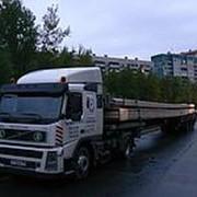 Перевозка длинномерных грузов фото