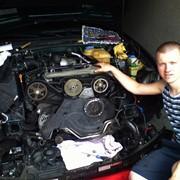 Ремень ГРМ Audi фото