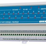 Модуль дискретного ввода/вывода МДВВ фото