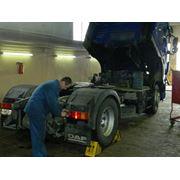Выполнение полного комплекса ТО и ремонта автомобилей DAF фото