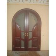 Двери Лотос фото