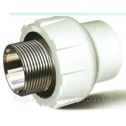 Муфта наружная резьба Firat 25-1/2 мм фото