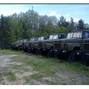 Автомобили грузовые повышенной проходимости КрАЗ-260 фото