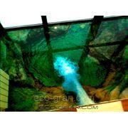 Декоративные наливные полы 3d цена от производителя. фото