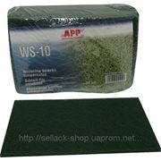 Волокно абразивное универсальное APP (скотч-брайт), зеленое (06Z100) фото