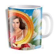 Чашки с Вашим фото фото