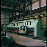 Специальный кромкострогальный станок модель 7808 фото