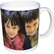 Фотография или изображение на чашке