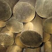 Пруток бронзовый БрАЖ9-4 270 мм фото