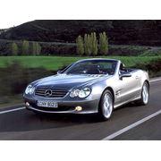 Автомобиль легковой Mercedes-Benz SL600 фото