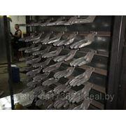 Перчаточное оборудование .Линии нанесения латекса и ПВХ фото