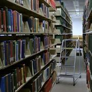 Полки для библиотек фото
