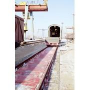 Железнодорожные весы ТСД-ЖД ИнфаТрэк фото