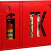 Шкафы для пожарного крана под диаметр рукава 51мм металлические фото
