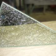 Калёное стекло фото