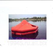Плот спасательный речной ПСР-20У (Россия) фото