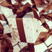 Подарочная коробка из гофрокартона Гофрокоробки