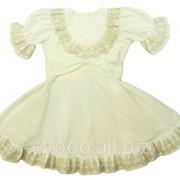 Платье для крещения 192504 фото