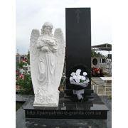 Купить памятник на кладбище Тавда Прямоугольный вертикальный памятник Усолье