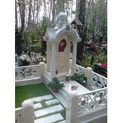Мраморный памятник № 22 фото