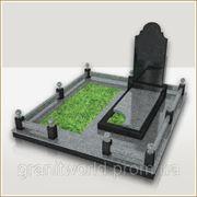 Памятники из гранита купить (Образец №112)